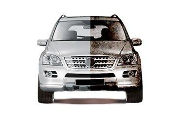 Poliranje automobila