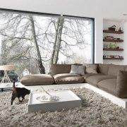 dnevna soba tepih