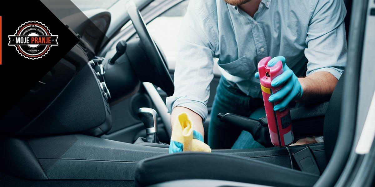 znacaj odrzavanja i dubinskog pranja vozila