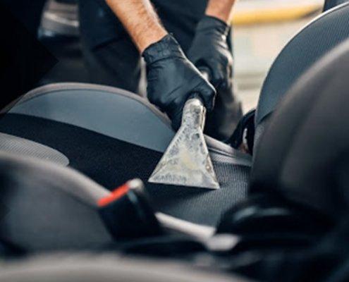 postupak dubinskog pranja automobila